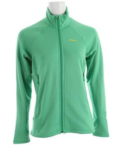 Patagonia R1 Full Zip Jacket Aloe Green