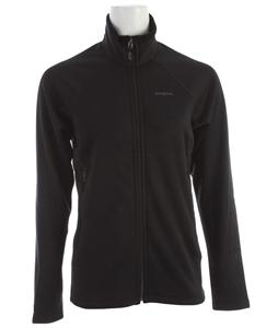 Patagonia R1 Full Zip Jacket Black