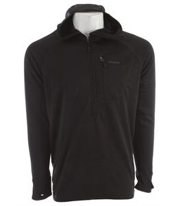 Patagonia R1 Hoody Fleece Black