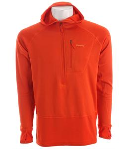 Patagonia R1 Hoody Fleece Paintbrush Red