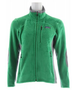 Patagonia R2 Fleece Ginkgo