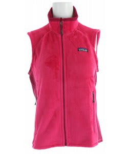 Patagonia R2 Fleece Vest Bougainvillea