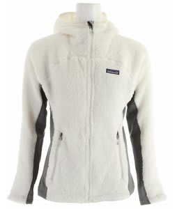 Patagonia R3 Hiloft Hoody Jacket Birch White