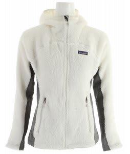 Patagonia R3 Hiloft Hoody Jacket Birch White