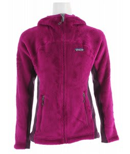 Patagonia R3 Hiloft Hoody Fleece Magenta