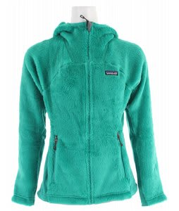 Patagonia R3 Hiloft Hoody Fleece Turquoise