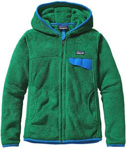 Patagonia Re-Tool Full Zip Hoody Fleece Tumble Green/Malachite Green Xdye