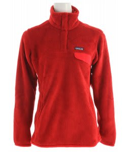 Patagonia Re Tool Snap T Jacket Maraschino/Molten Lava X-Dye
