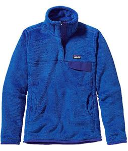 Patagonia Re-Tool Snap-T Pullover Fleece Andes Blue/Cobalt Blue Xdye