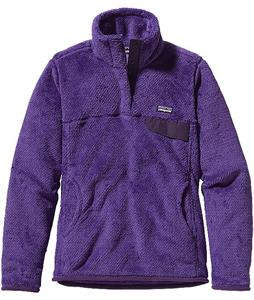 Patagonia Re-Tool Snap-T Pullover Fleece Violetti/Tempest Purple Xdye