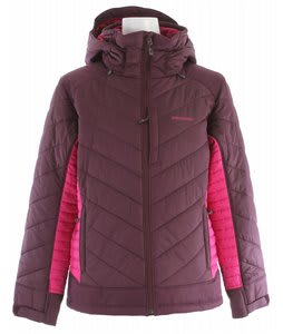 Patagonia Rubicon Rider Ski Jacket Deep Plum