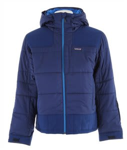 Patagonia Rubicon Rider Ski Jacket Channel Blue