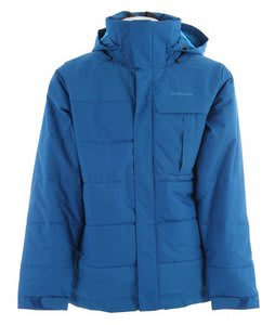 Patagonia Rubicon Rider Ski Jacket Bandana Blue