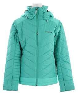 Patagonia Rubicon Rider Ski Jacket Light Aquarium