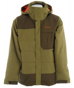 Patagonia Rubicon Rider Ski Jacket Tuscan Olive