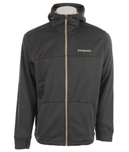 Patagonia Slopestyle Hoody Ski Jacket Forge Grey