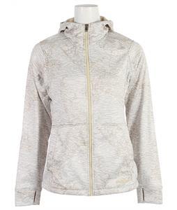 Patagonia Slopestyle Hoody Ski Jacket Peregrine/Birch White