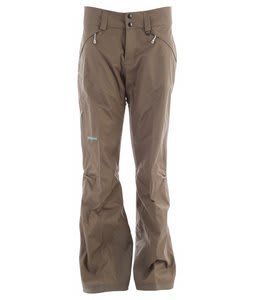 Patagonia Snowbelle Ski Pants Suede Brown