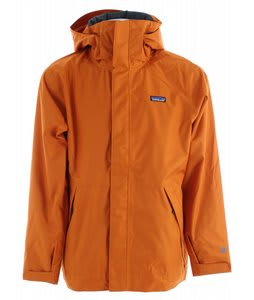 Patagonia Snowshot Ski Jacket Deep Mango