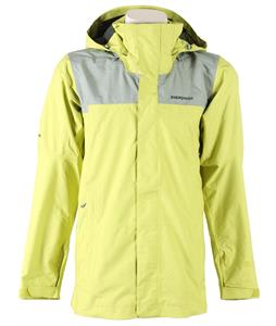 Patagonia Snowshot Ski Jacket Folios Green