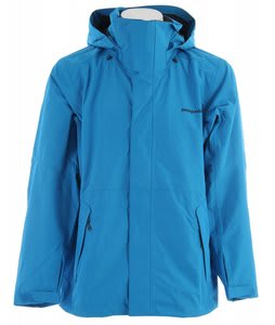 Patagonia Snowshot Ski Jacket Larimar Blue
