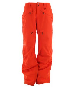 Patagonia Snowshot Ski Pants Paintbrush Red