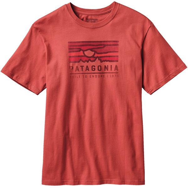 Patagonia Sunset Cotton T-Shirt
