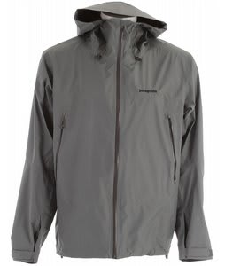 Patagonia Super Cell Gore-Tex Jacket Narwhal Grey
