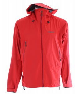 Patagonia Super Cell Gore-Tex Jacket Red Delicious