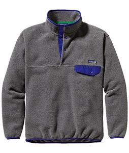 Patagonia Synchilla Snap-T Pullover Fleece Nickel Heather