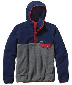Patagonia Synchilla Snap-T Hoody Fleece Classic Navy w/ Nickel