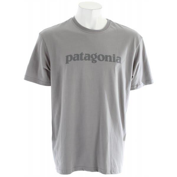 Patagonia Text Logo T-Shirt