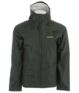 Patagonia Torrentshell Jacket Smoked Green