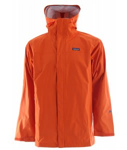 Patagonia Torrentshell Parka Jacket Clementine
