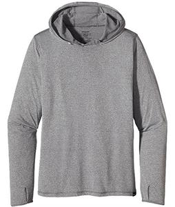 Patagonia Tropic Comfort Hoody II Shirt Heather Grey