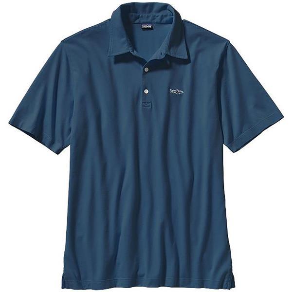 Patagonia Trout Fitz Roy Polo Shirt