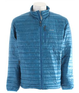 Patagonia Ultralight Down Jacket Grecian Blue