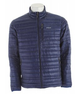 Patagonia Ultralight Down Jacket Channel Blue
