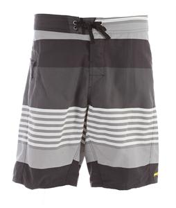 Patagonia Wavefarer 21In Boardshorts Fitz Stripe/Black