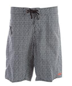 Patagonia Wavefarer 21In Boardshorts Nailed/Black