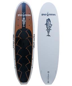 Pau Hana Big EZ Angler Ricochet SUP Paddleboard