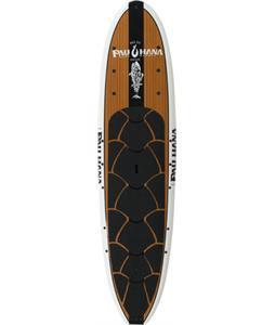 Pau Hana Big EZ Angler SUP Paddleboard