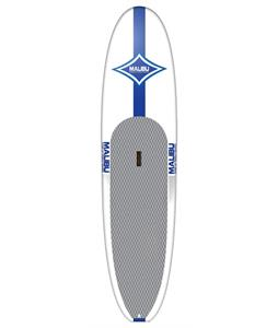 Pau Hana Malibu EPX SUP Paddleboard White 10ft 8in w/ Paddle and Boardbag