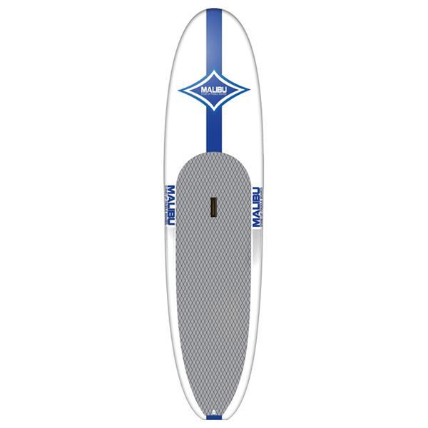 Pau Hana Malibu EPX SUP Paddleboard White 10ft 8in w/ Paddle and Boardbag