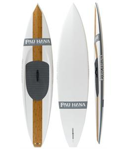 Pau Hana Mini Sport SUP Paddleboard White 10ft 10in