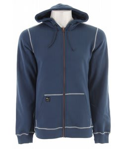 Planet Earth Bungalo Hoodie Dark Denim