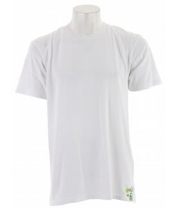 Planet Earth Chavez S/S T-Shirt White