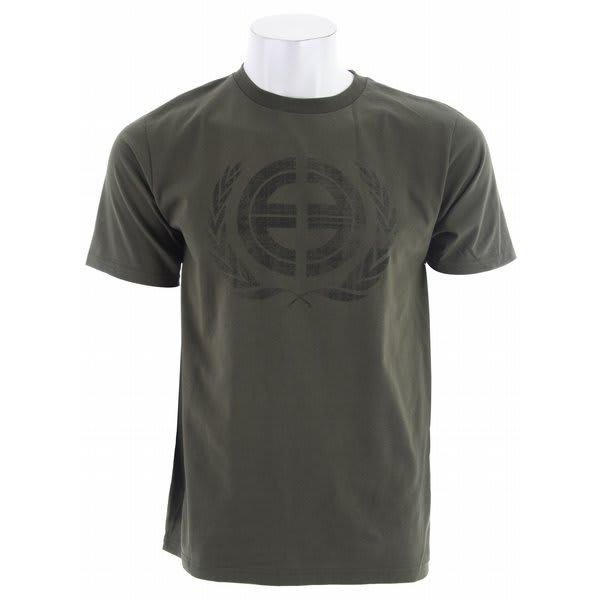 Planet Earth Crest T-Shirt