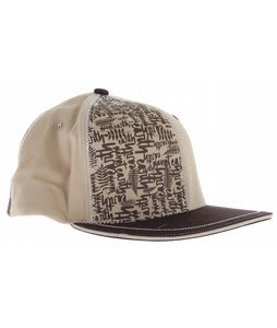 Planet Earth Delgado Cap Brown