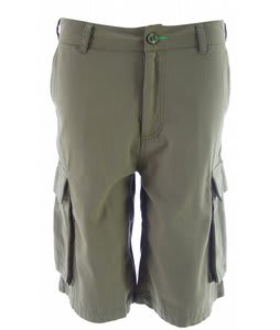 Planet Earth Griffin Cargo Shorts Olivine